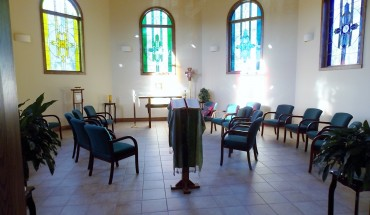 Meditation Chapel for group retreats