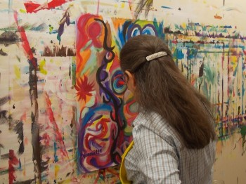 The Exhilaration of Intuitive Painting