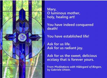 St. Hildegard: Reflections of Soul, 12
