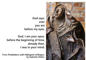 St. Hildegard: Reflections of Soul